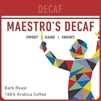 Maestro's Decaf Blend