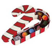 8/9 Piece Signature Collection Candy Cane Box